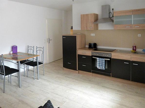 ferienwohnung marie in lohmen in mecklenburg vorpommern auf der mecklenburgische seenplatte. Black Bedroom Furniture Sets. Home Design Ideas